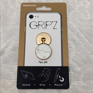 GRIP'Z Gold Marble